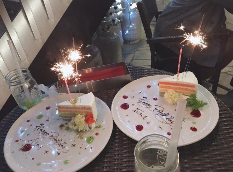 【表参道】347CAFE&LOUNGEでお洒落お誕生日ディナーはいかが?❤︎_1_4