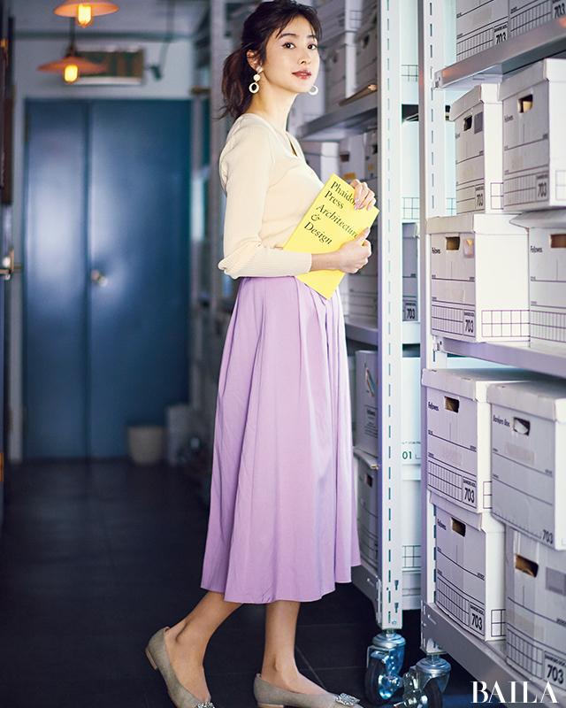 【男性ウケ抜群】アラサー的・夏のモテるファッション30コーデ!_1_25