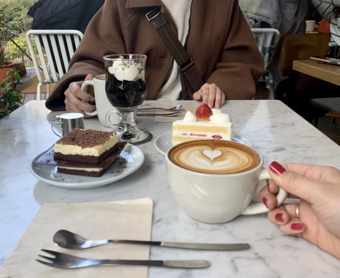 【カフェ】渋谷のwhite glass coffeeに行ってきました!!_1_4