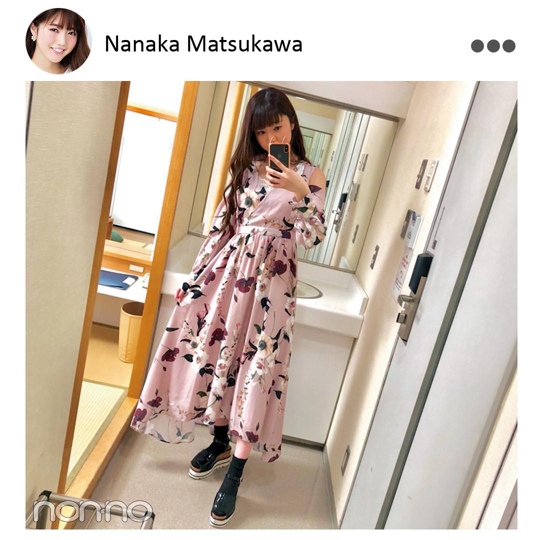新木優子&馬場ふみかの「色が気に入って買った服」は?【MODELS' VOICE①】_1_1-5
