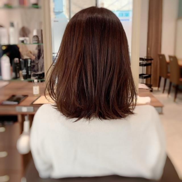 3か月経ってもサラ艶が続く、ずっと触っていたくなる髪がたまらない_1_1-1