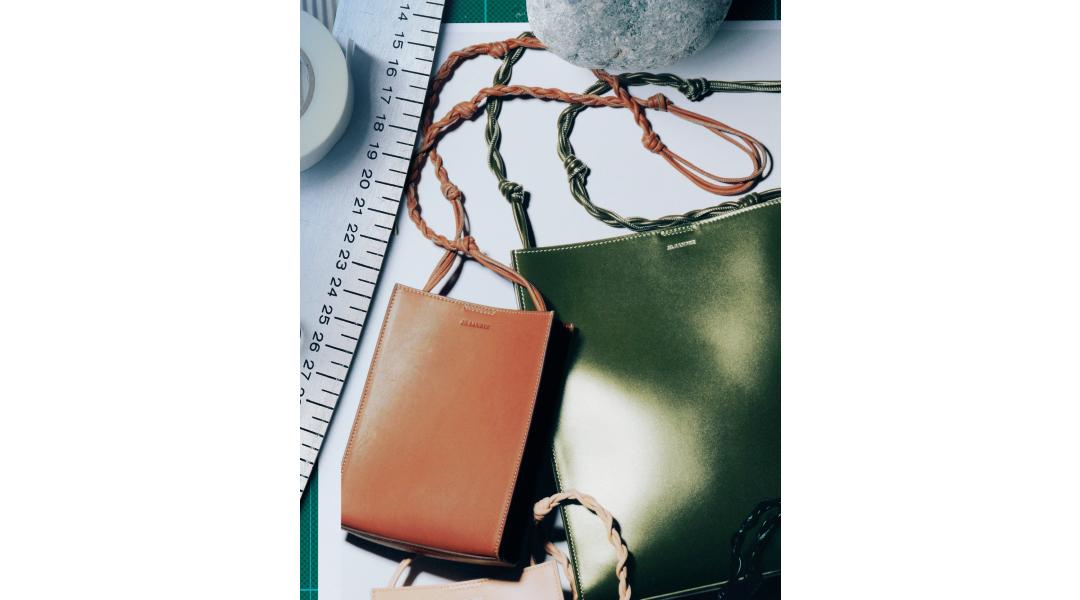 """ジル サンダーのアイコン、""""タングル""""バッグの新色は? 【Fashion Scoop!】_1_5"""