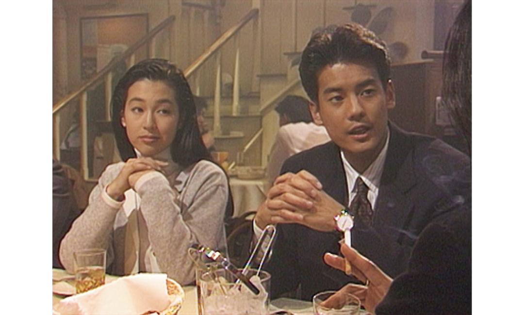 優子とふみかの「ドラマヒロインになりたい!」愛という名のもとに編_1_4
