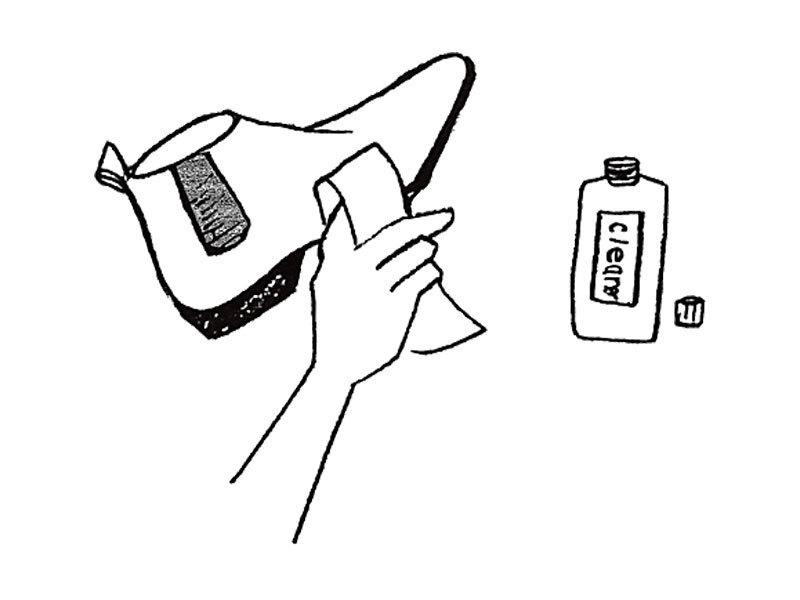 コートやレザー、ニットなど、冬物と冬小物の正しい洗濯&お手入れ方法_1_4