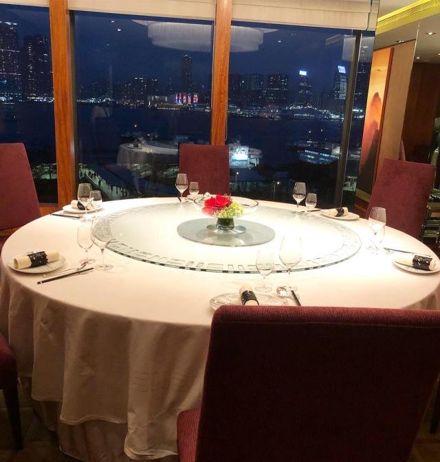 広東料理の最高峰Lung King Heen(龍景軒)へ_1_2