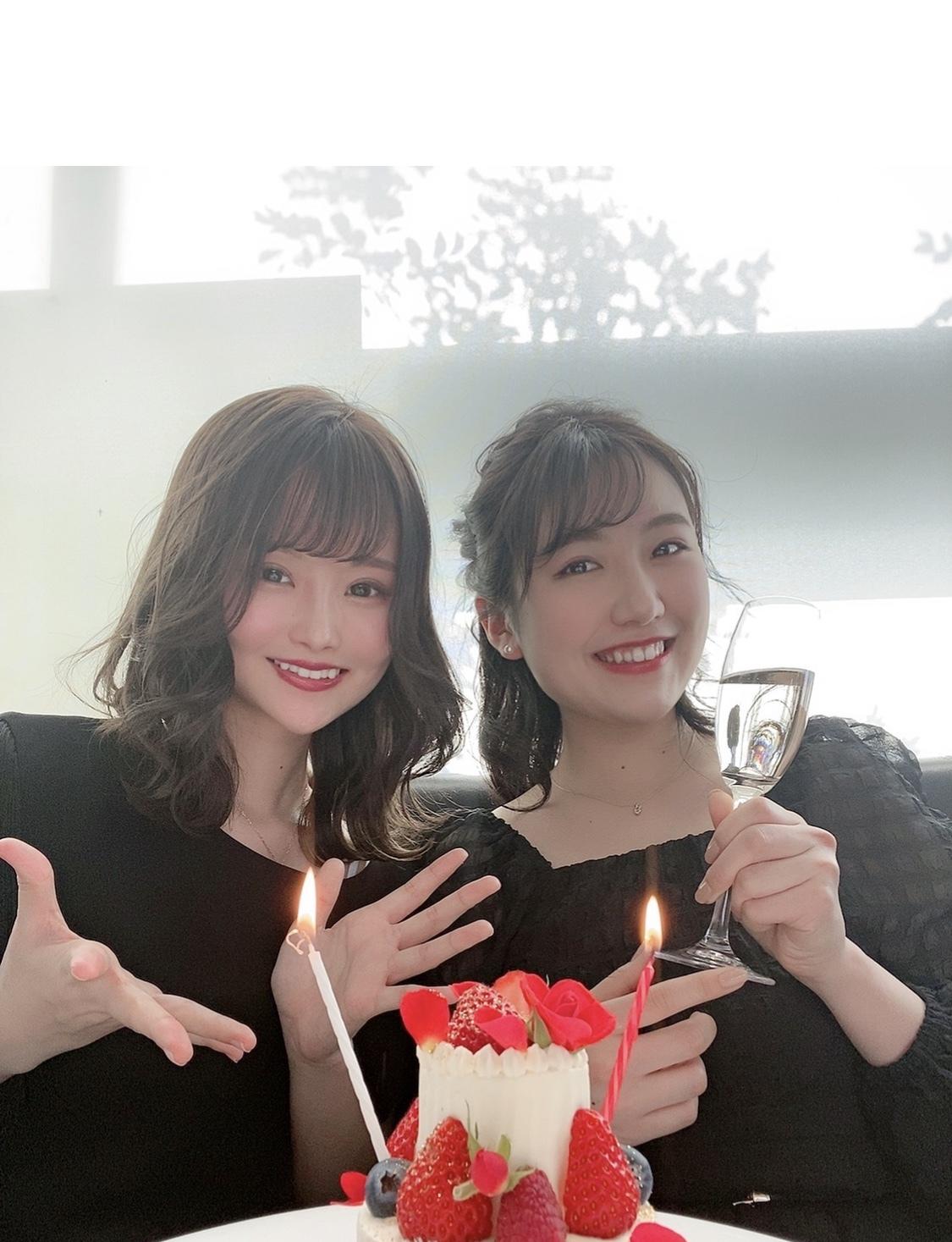 【カワイイ選抜会】Momo、21歳になりました!!_1_4