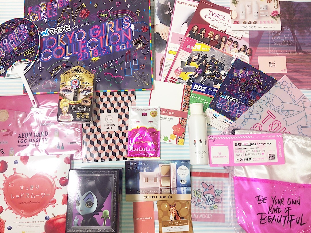 【伝えたい】Tokyo Girls Collectionの5つの魅力❤︎❤︎❤︎_1_11