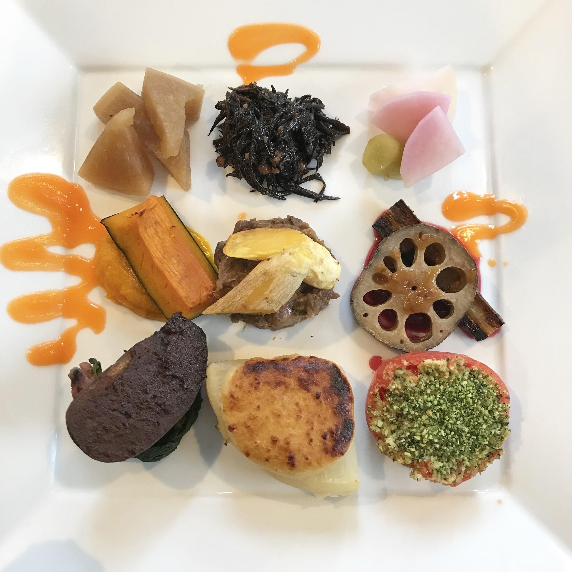 野菜が主役!『Restaurant 日水土』でランチ女子会_1_1
