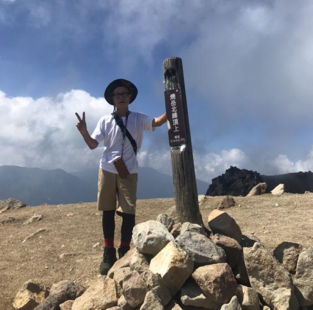 76歳父と、恒例の登山旅行へ_1_5
