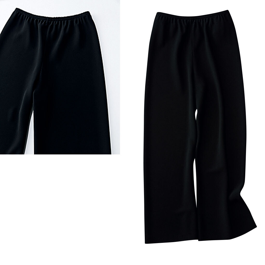 究極の 「美脚黒パンツ」2_8