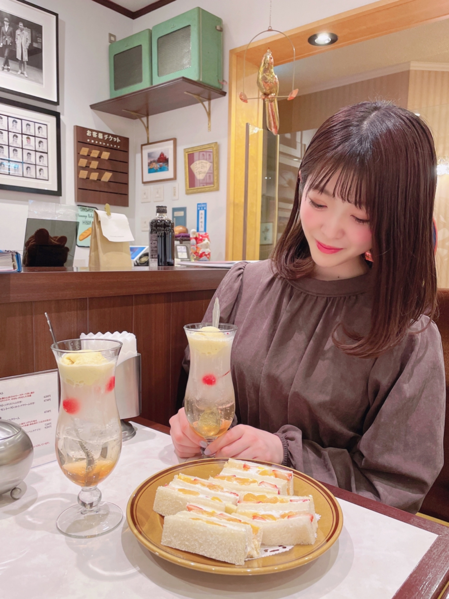 【喫茶店好きオススメ】映える穴場な喫茶店みつけた♡_1_5