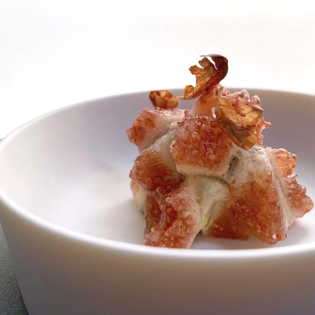 パーク ハイアット 京都「桃のデザートコース」イメージ