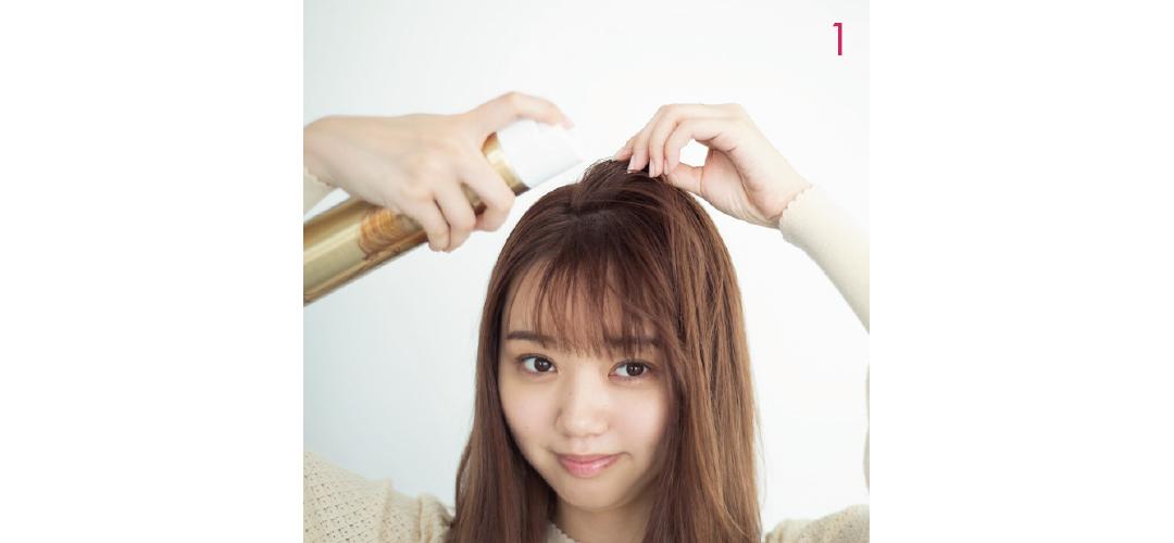 【ヘアアレンジ】あざと可愛い巻き髪&ピンアレンジをチェック!_1_4