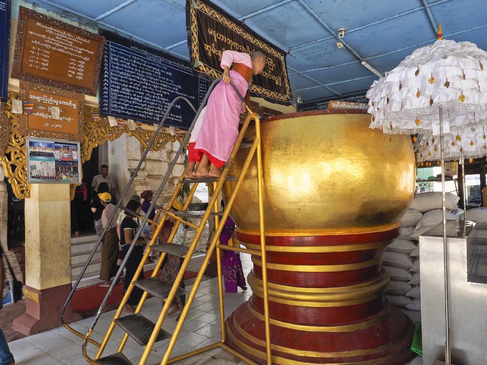 <ミャンマーの旅>見晴るかす三千基のパゴダ、バガン王朝の栄枯盛衰(バガン①)_1_5-3