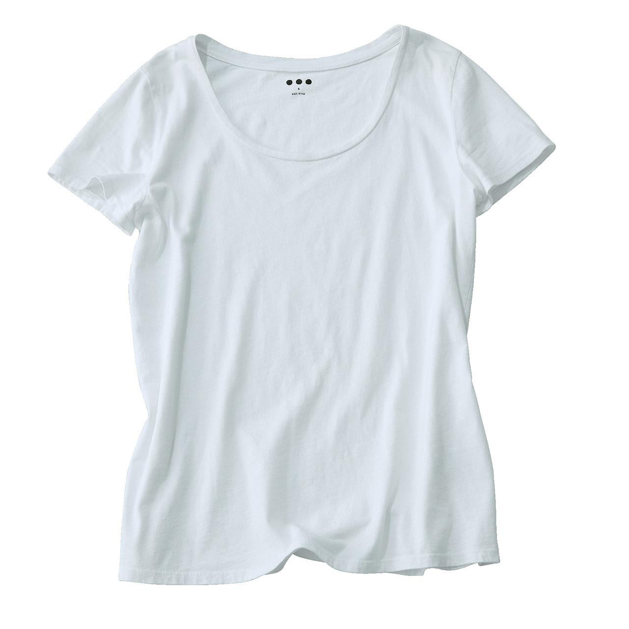 名品だけを厳選! 頼れるのはこのブランドの白Tシャツ 五選_1_2