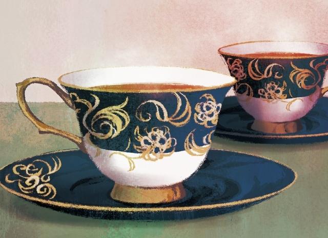 思い入れのある茶器