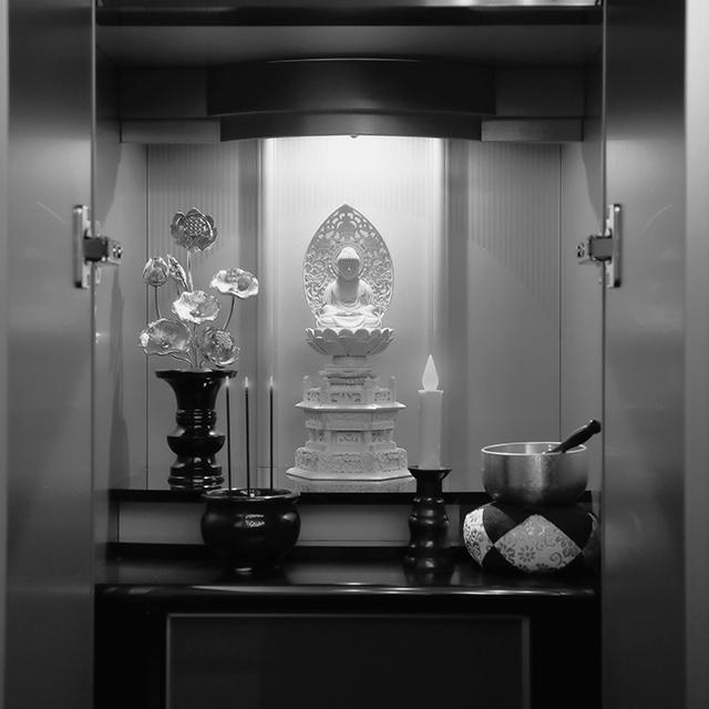 納骨堂 仏壇式