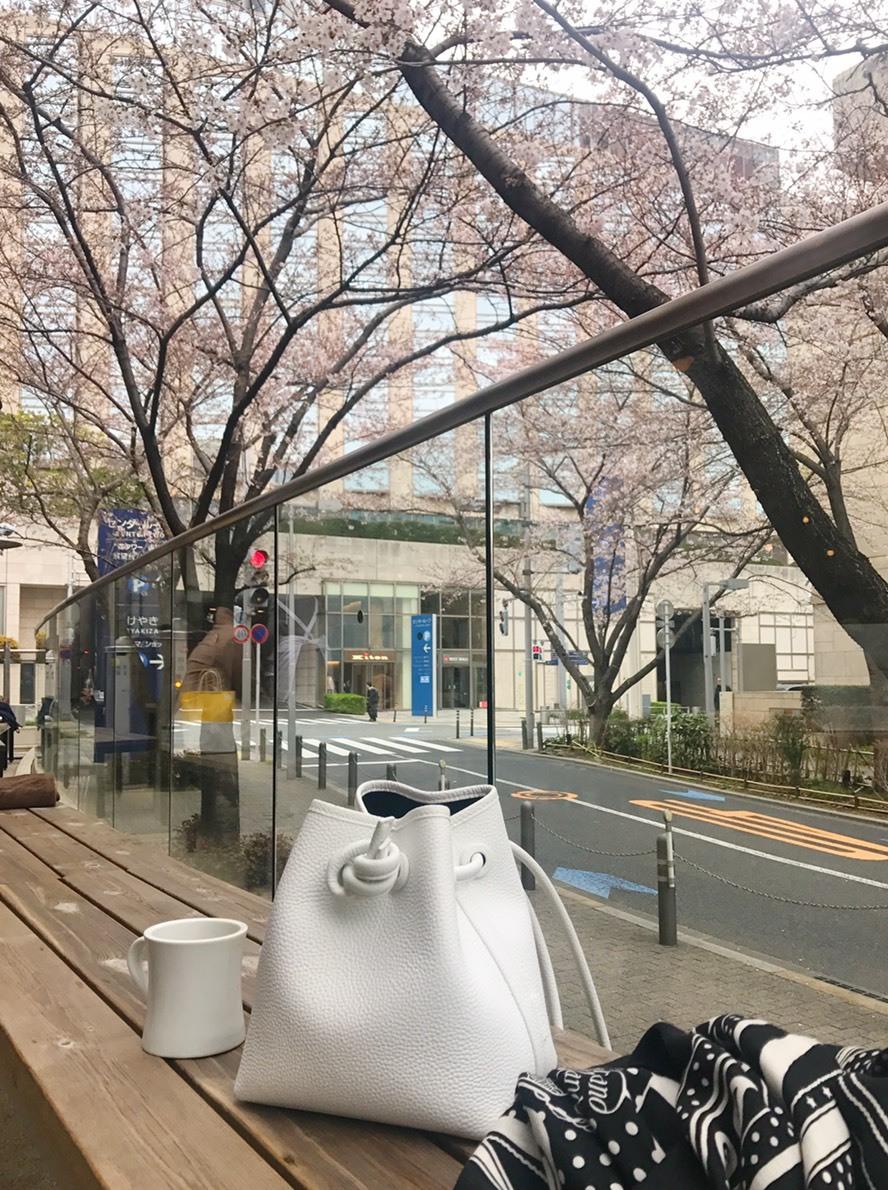 プチプラコーデで桜モーニング_1_4