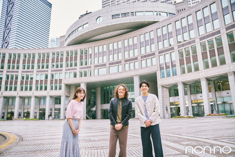 貴島明日香&中田圭祐さんと考えてみる。私たちの「投票」で、私たちのミライが変わる!
