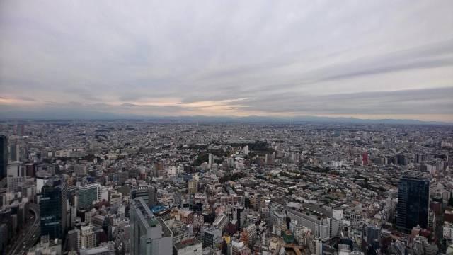 『SHIBUYA SKY』へ。_1_7