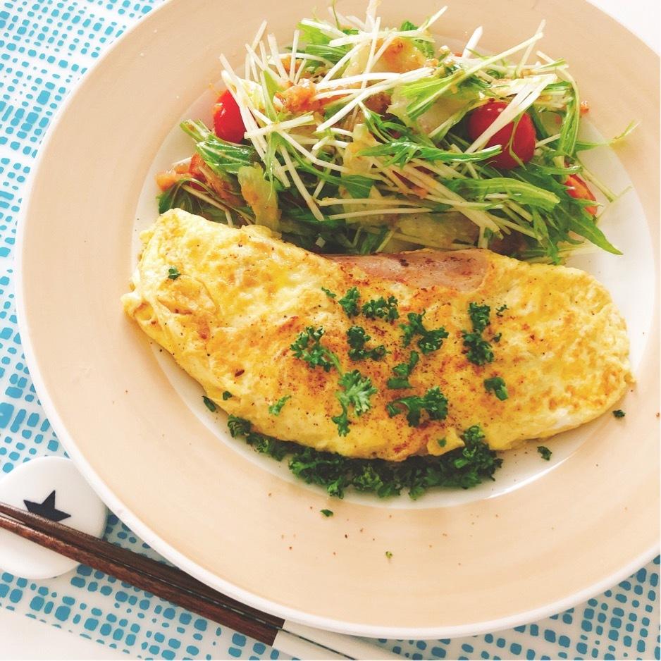 実は高栄養価・スーパーフード。卵2個から始まる私の朝ごはん。_1_1-2