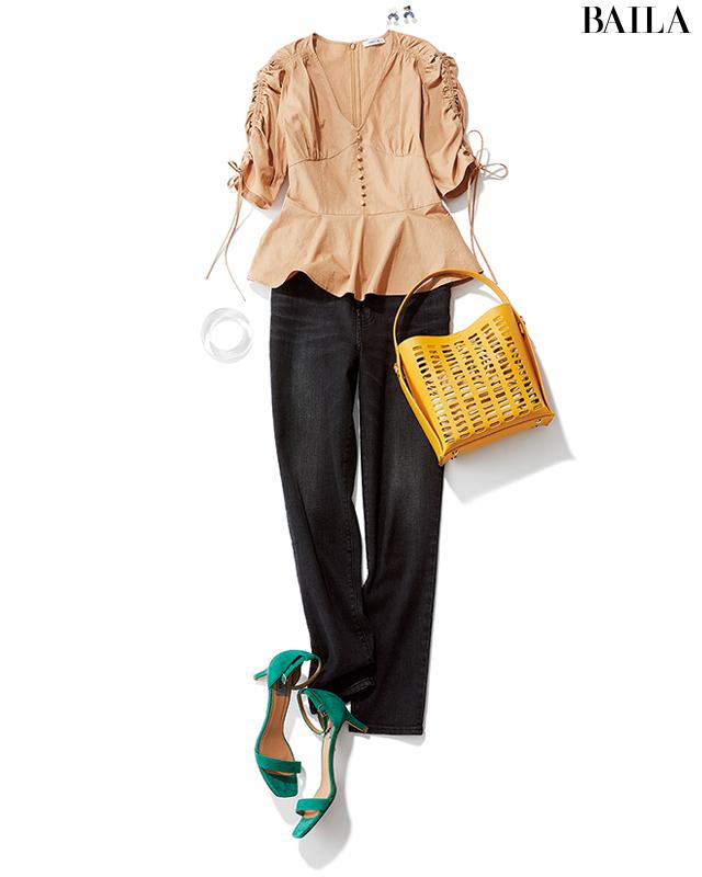 【男性ウケ抜群】アラサー的・夏のモテるファッション30コーデ!_1_41