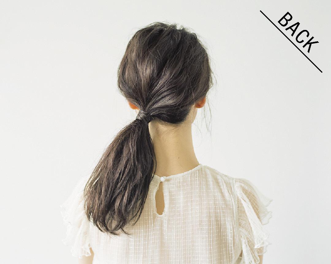 ノンノモデル山田愛奈が美しすぎる! ロングの#彼女感なサイドまとめ髪_1_3-4