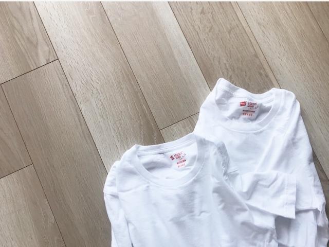 リピートアイテム コスパ抜群の白Tシャツ【40代 私のクローゼット】_1_2