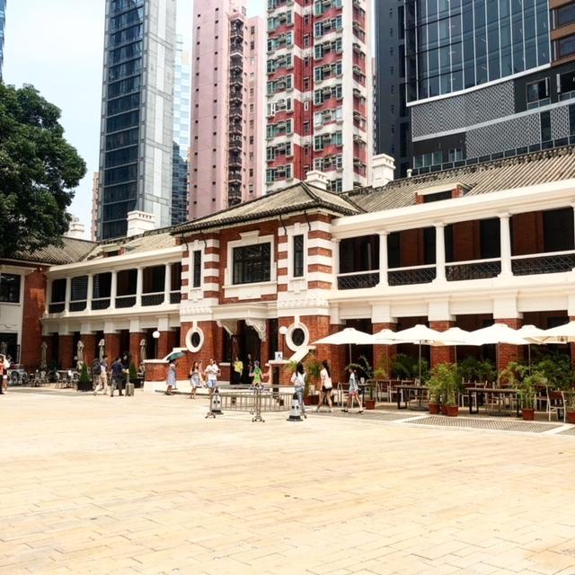 香港の最新観光スポット「大館」_1_4