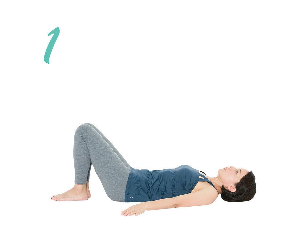 スペシャルエクササイズ【STEP 2】下半身トレーニング1