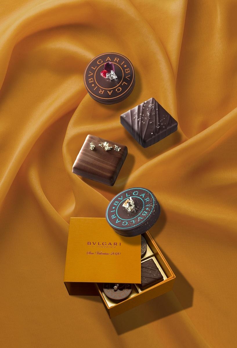 ブルガリ イル・チョコラートの限定バレンタインチョコレート