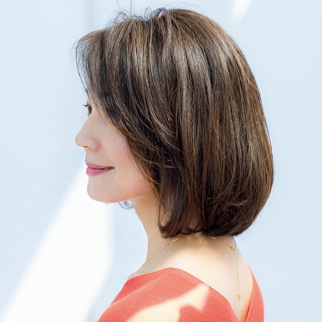 パサつき、うねりなどアラフィーの髪質悩みを解決する「雰囲気出しボブ」 五選_1_1-2
