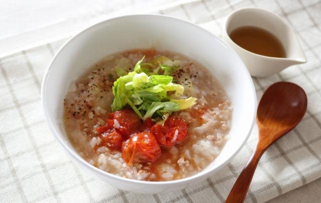 パパっと薬膳!~トマトとセロリのエスニック風スープごはん~_1_2