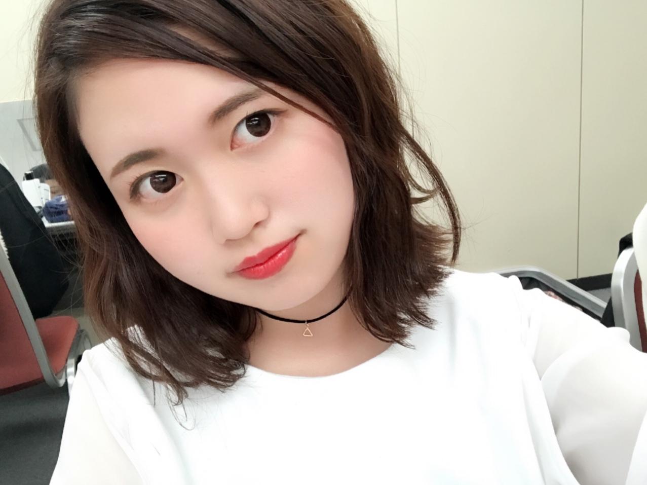 春に向けてイメージチェンジ   ♡♡    大人っぽワンレンロブ ☺︎_1_1