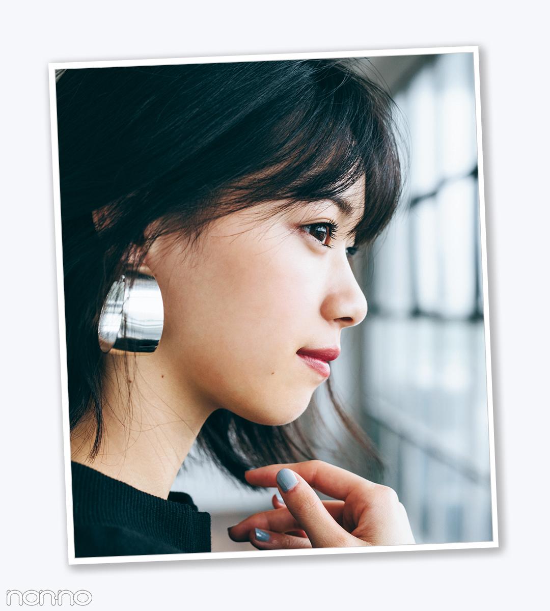 西野七瀬の解体新書★耳盛りイヤリングが気になってます!_1_2-1