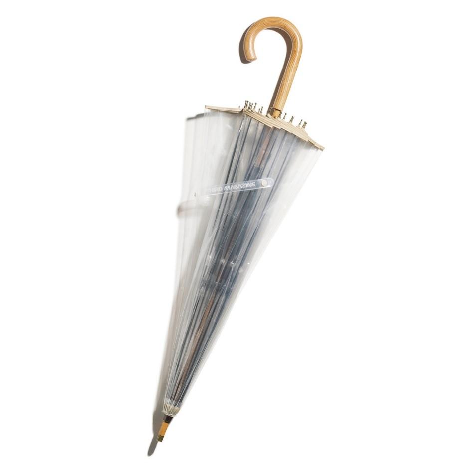 ファッション サード マガジンのビニール傘