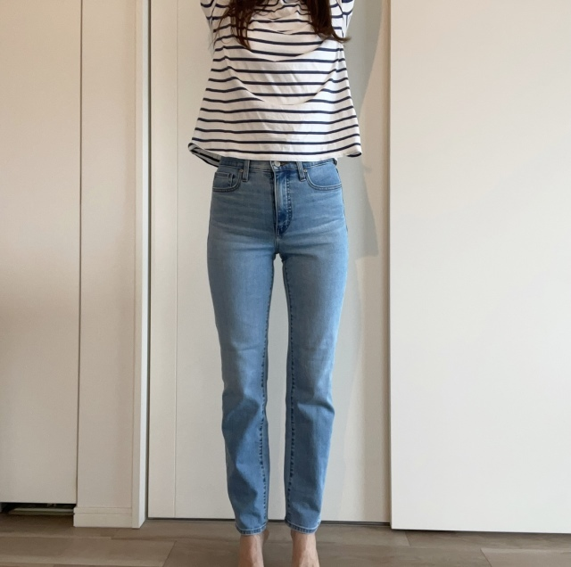 今こそデニムの更新に最適!アラフォーに似合う2021春夏デニムコーデまとめ|40代ファッション_1_40