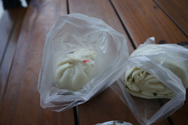 自転車 ジャイアント 台湾 環島 肉まん 東河包子