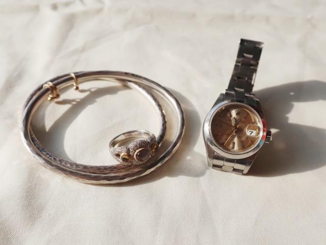 私の最愛時計を、ジュエリーコーデとともに。_1_5