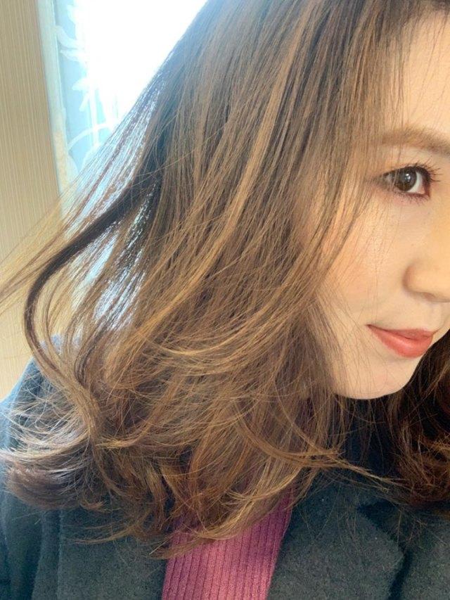 【2021春夏】軽やかミディアムロングスタイル_1_2