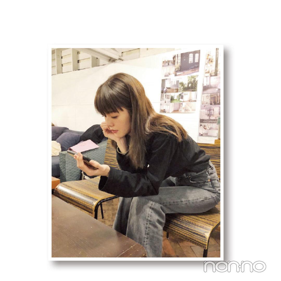 新木優子が夢中になってる動画配信って?【MODEL'S TALK】_1_6
