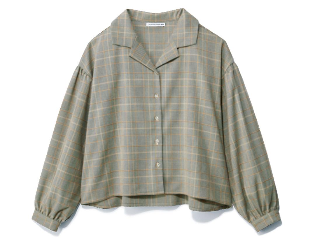 春の新作シャツジャケットはこんなに可愛い! きれいめもカジュアルも自在★_1_4