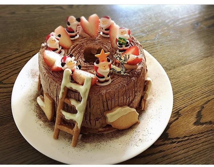 アンチエイジングクリスマスディナー☆_1_5-2