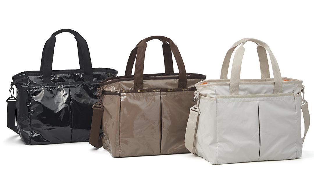 ひとりっぷ×LeSportsacコラボ 旅にも日常にも便利なバッグが登場_1_3