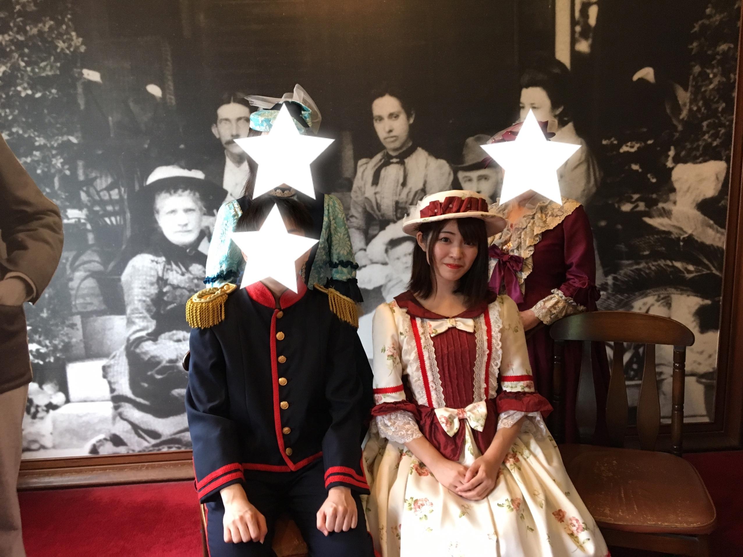 【グラバー園】高級ドレスが1000円で借りれるって神♡_1_5