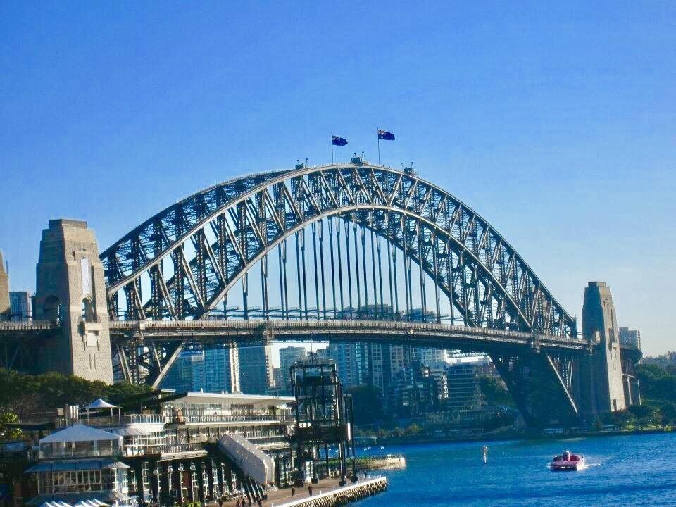 G'day! オーストラリア【シドニー】を歩く その1_1_1-1