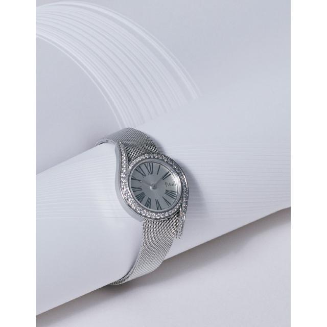 ピアジェの時計「ライムライト ガラ」