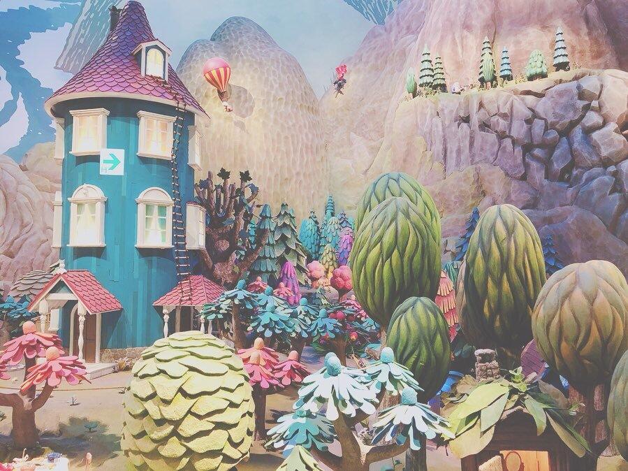 ムーミンバレーパークの世界観が素敵すぎる❁_1_13-6