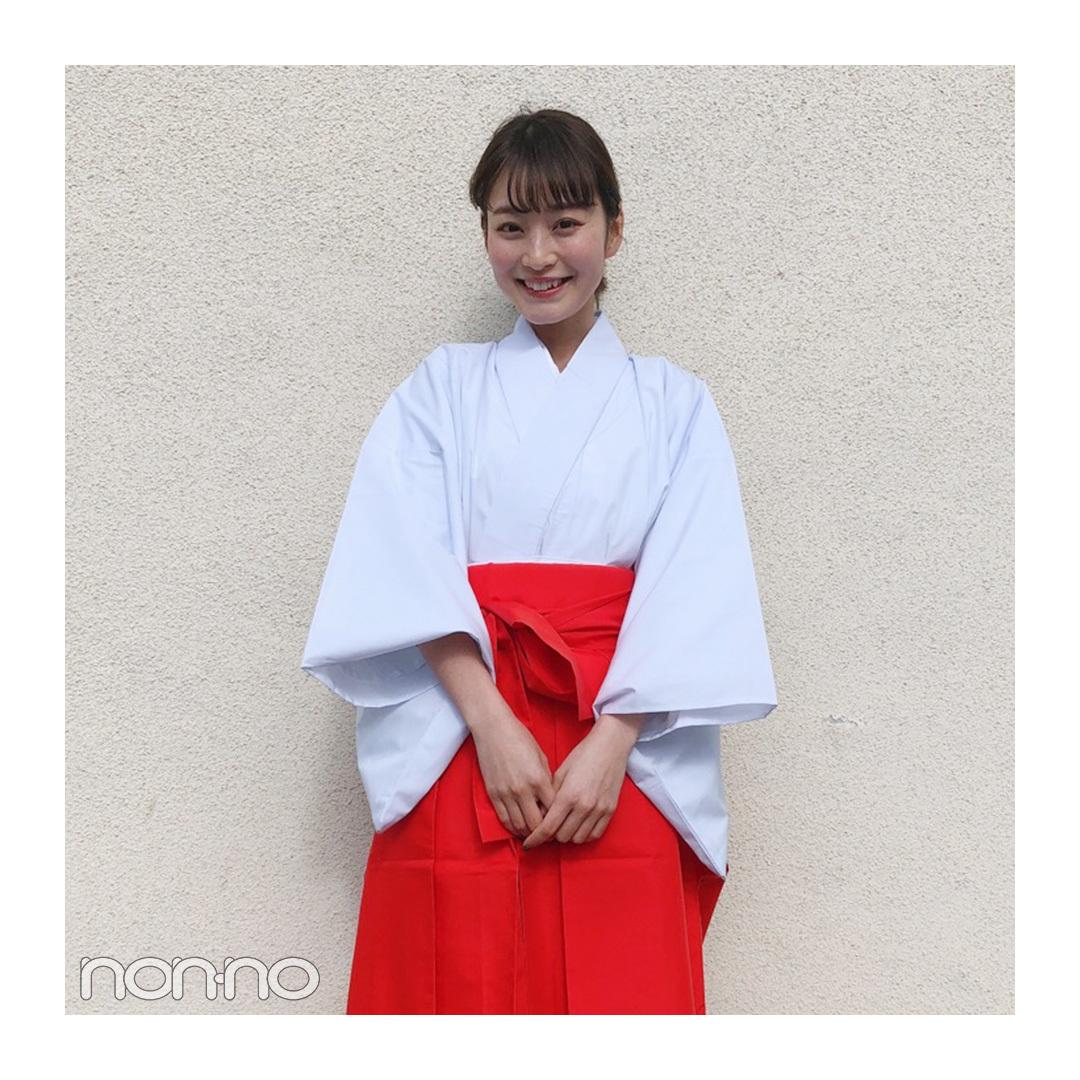 ノンノ専属読モ・カワイイ選抜の着物コーディネイトまとめ♡ 11選_1_1-5