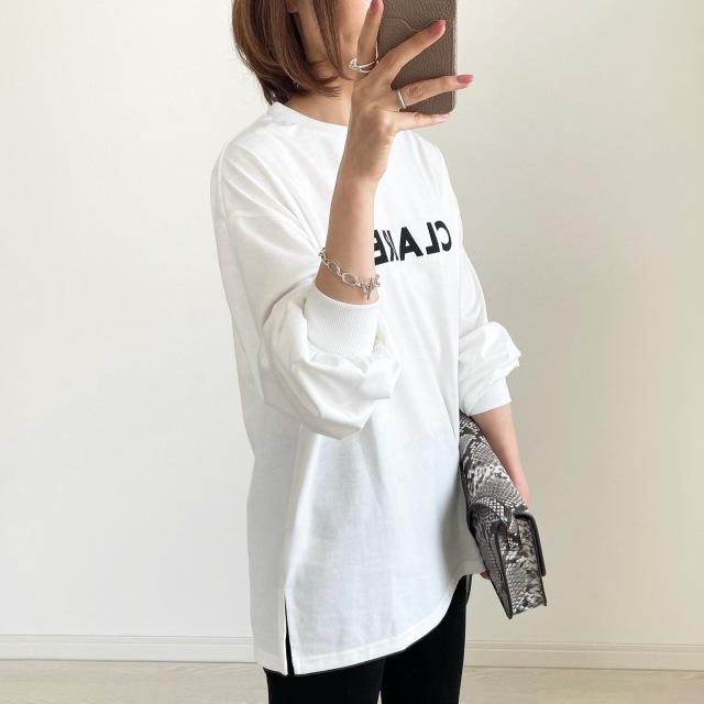 GWに着られる!今の時期にちょうどいい長袖Tシャツ【tomomiyuコーデ】_1_2